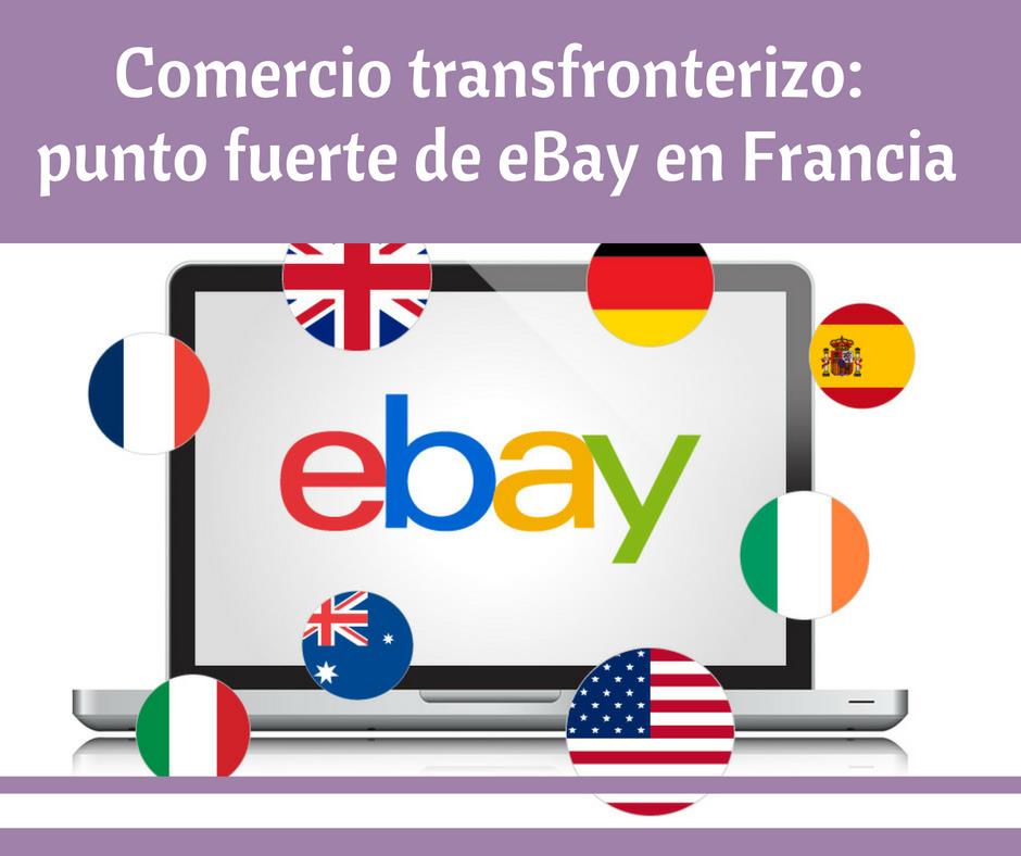 Comercio transfronterizo: una fortaleza clave de eBay