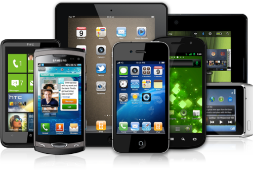 multilingual webdesign smartphone