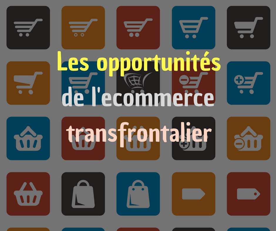 ecommerce international opportunités