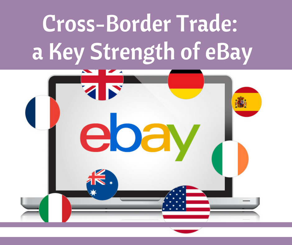 Cross-Border Trade a Key Strength of eBayt
