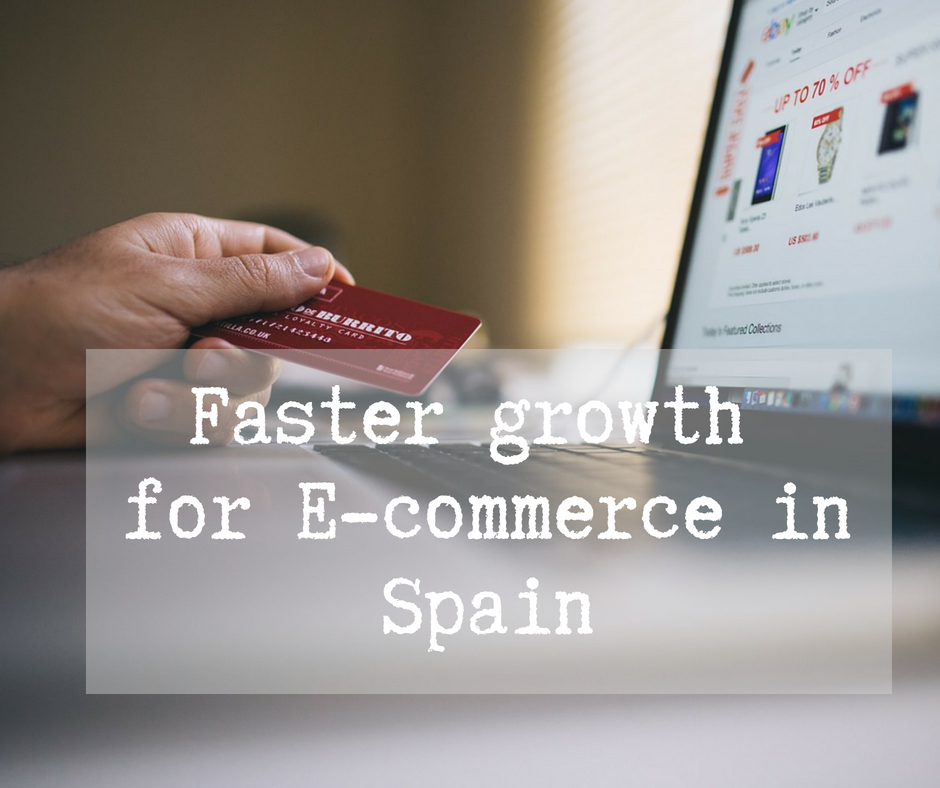 Faster growth ecommerce spain